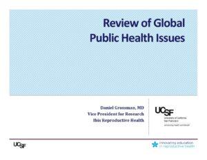 Week6- Global Review (Grossman)