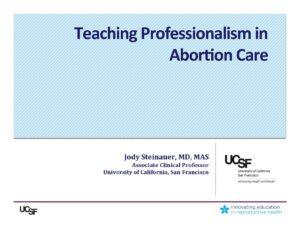 Week2-Professionalism (Steinauer)